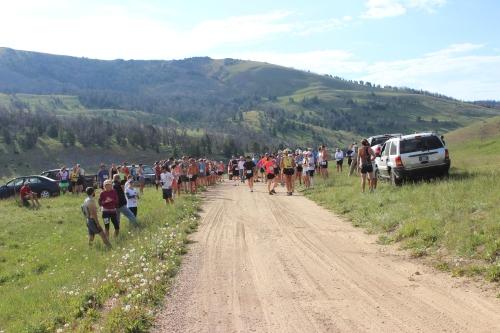 Race Start Madison Marathon