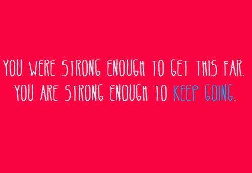 Strong-enough-running-mantra