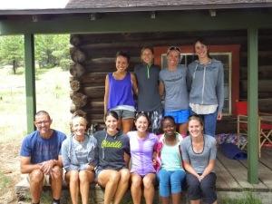 Flagstaff Run Camp