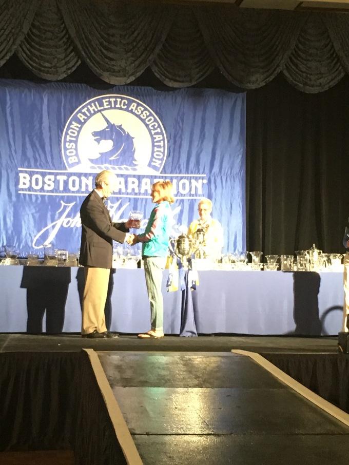 2016 Boston Award