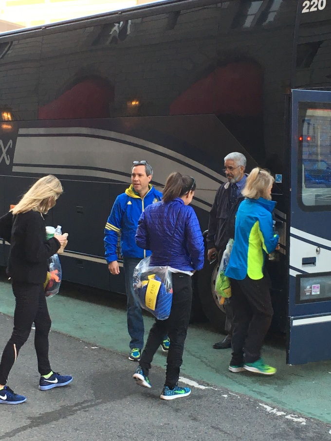 2016 Boston Elite Bus